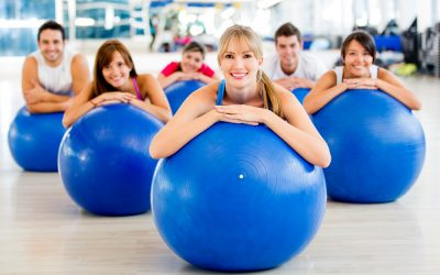 Kako odabrati pilates loptu