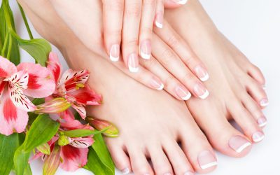 Kako omekšati nokte na nogama