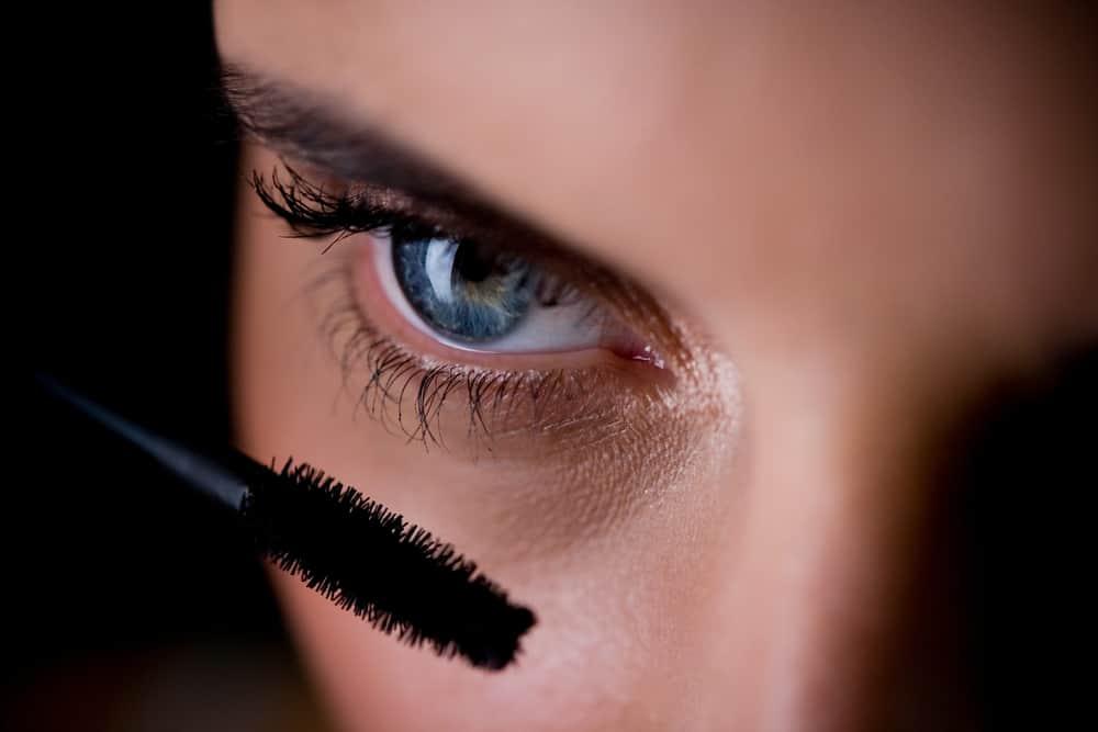 Maskara za osjetljive oći
