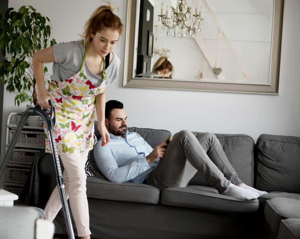 Muž me ne doživljava
