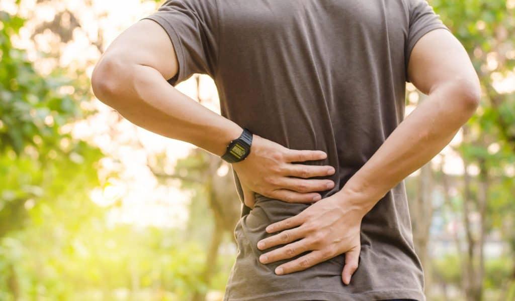 Bolovi u donjem dijelu leđa
