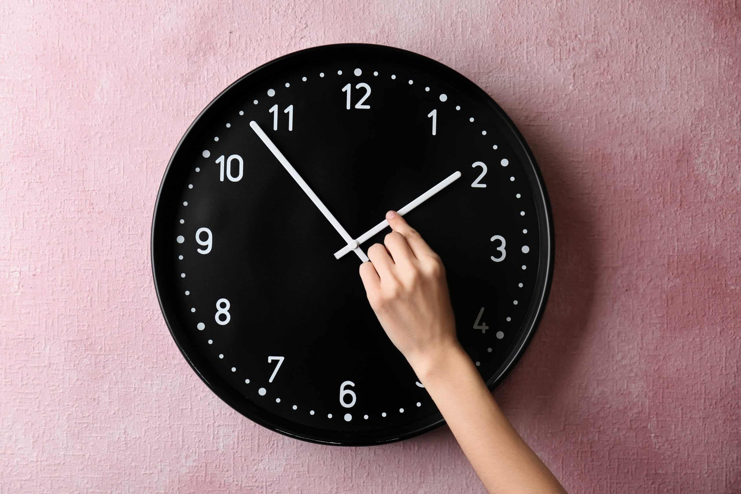 Kad se mijenja sat
