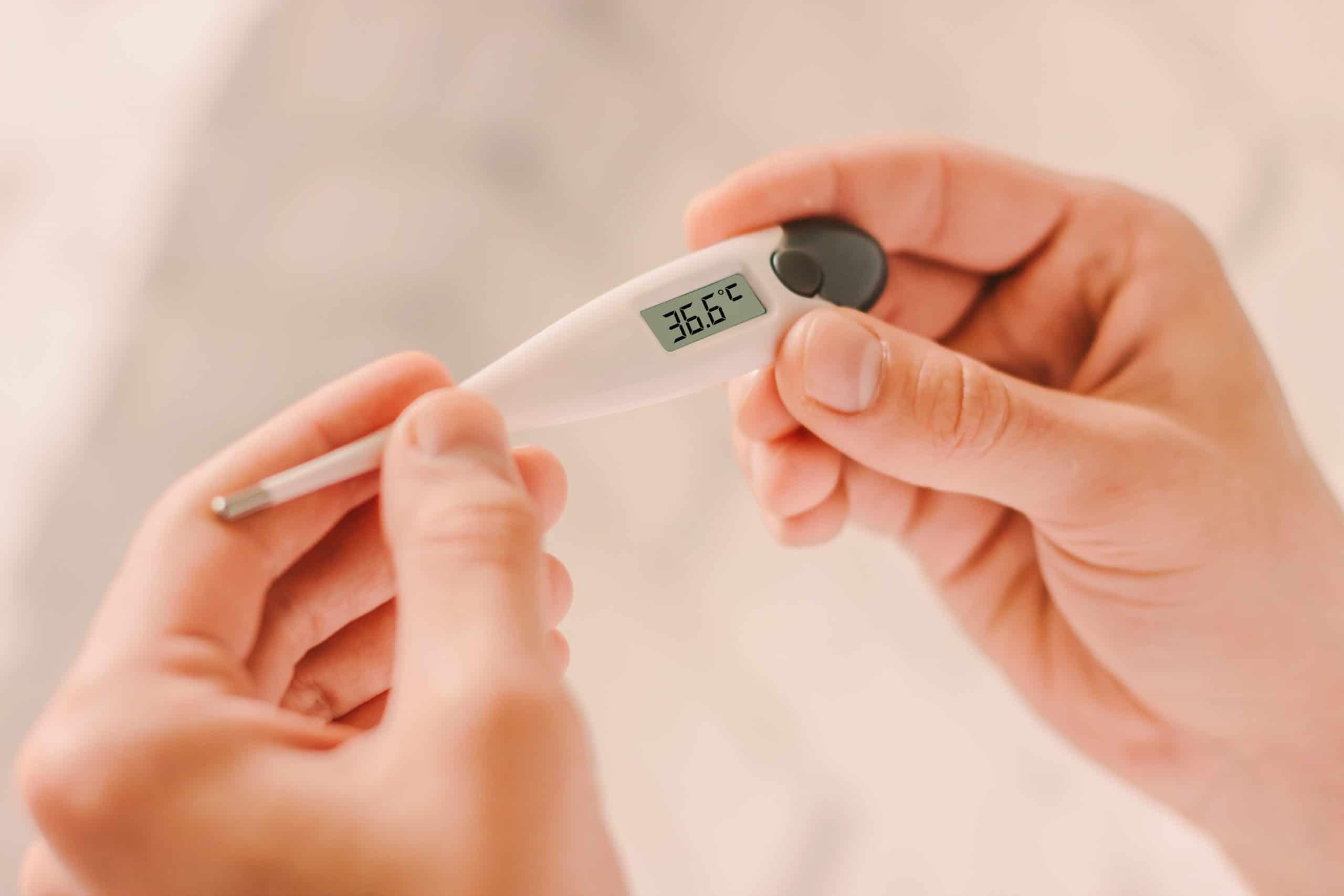 Kako dobiti temperaturu