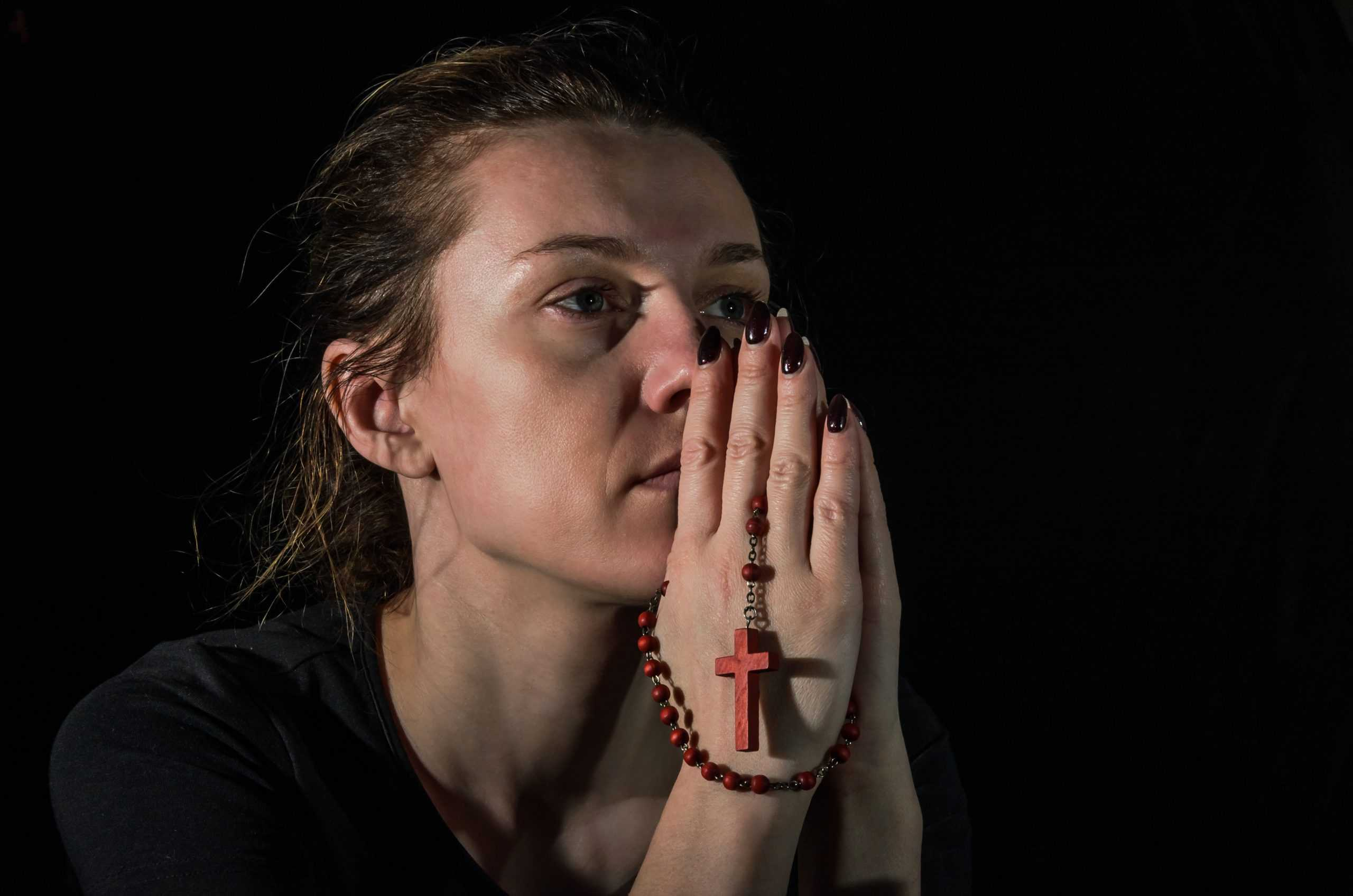 Kako se moli krunica