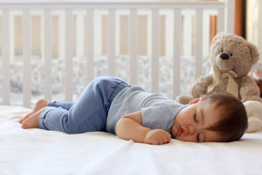 Kako uspavati bebu