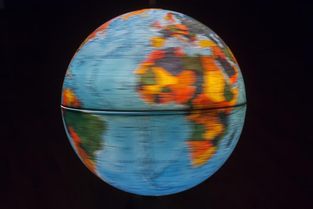 Rotacija zemlje