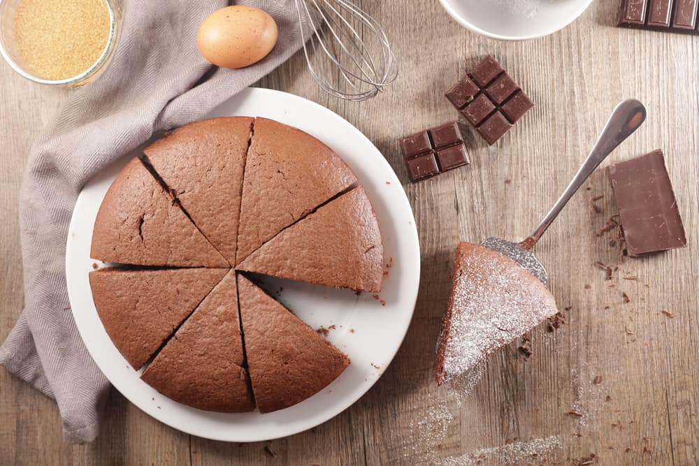 Brza čokoladna torta
