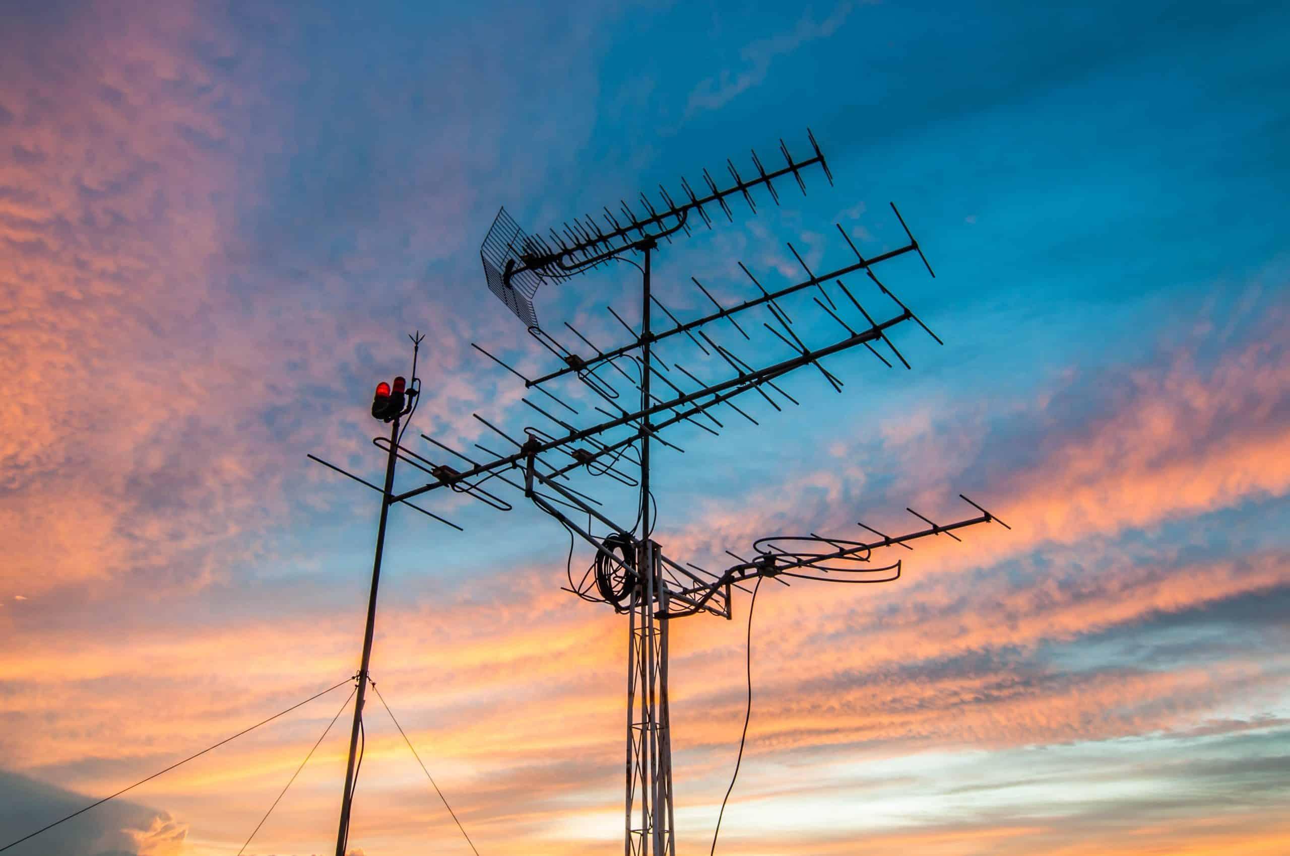 Gdje okrenuti antenu za digitalni signal