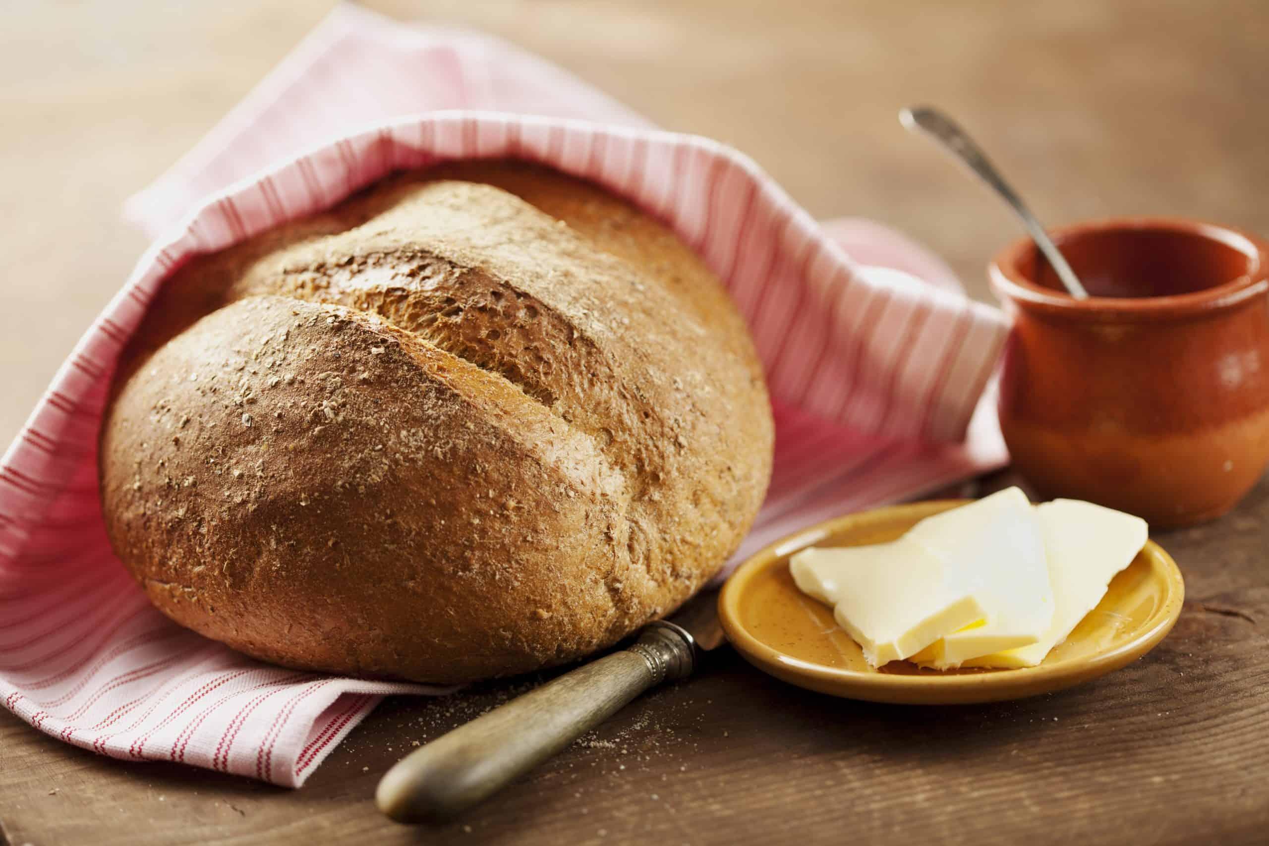 Kako napraviti kruh kao iz pekare