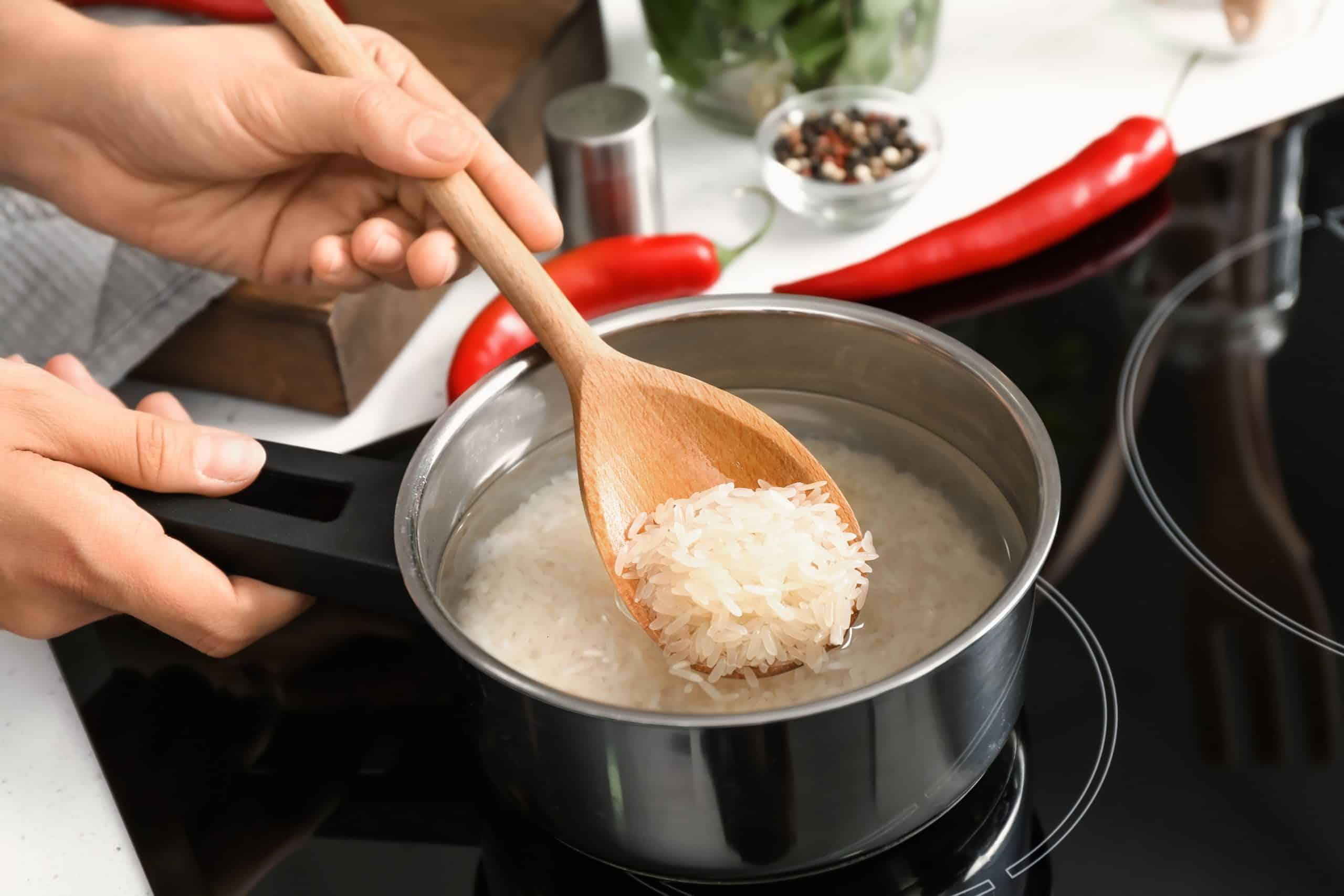 Kako skuhati rižu