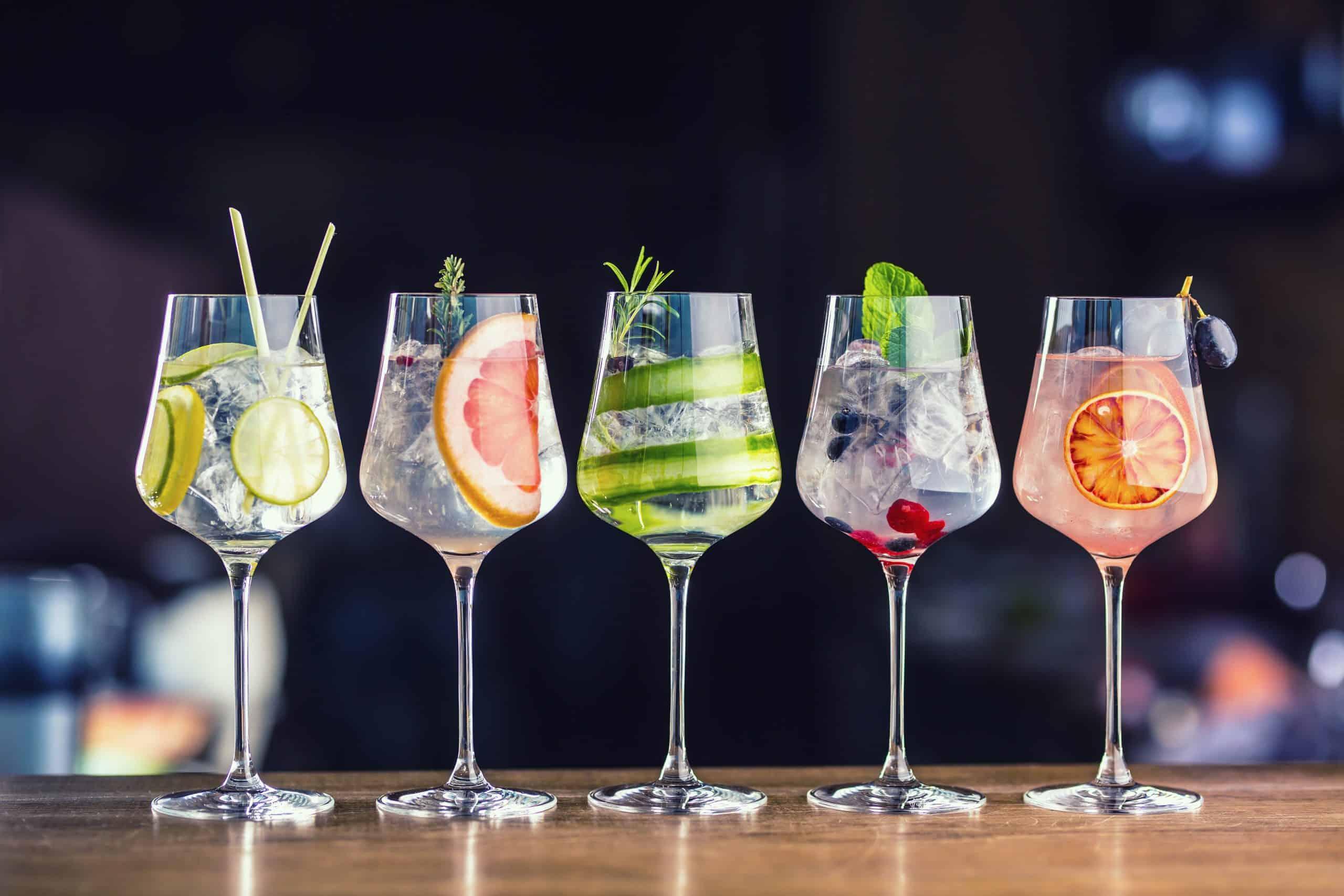 Od čega se radi gin