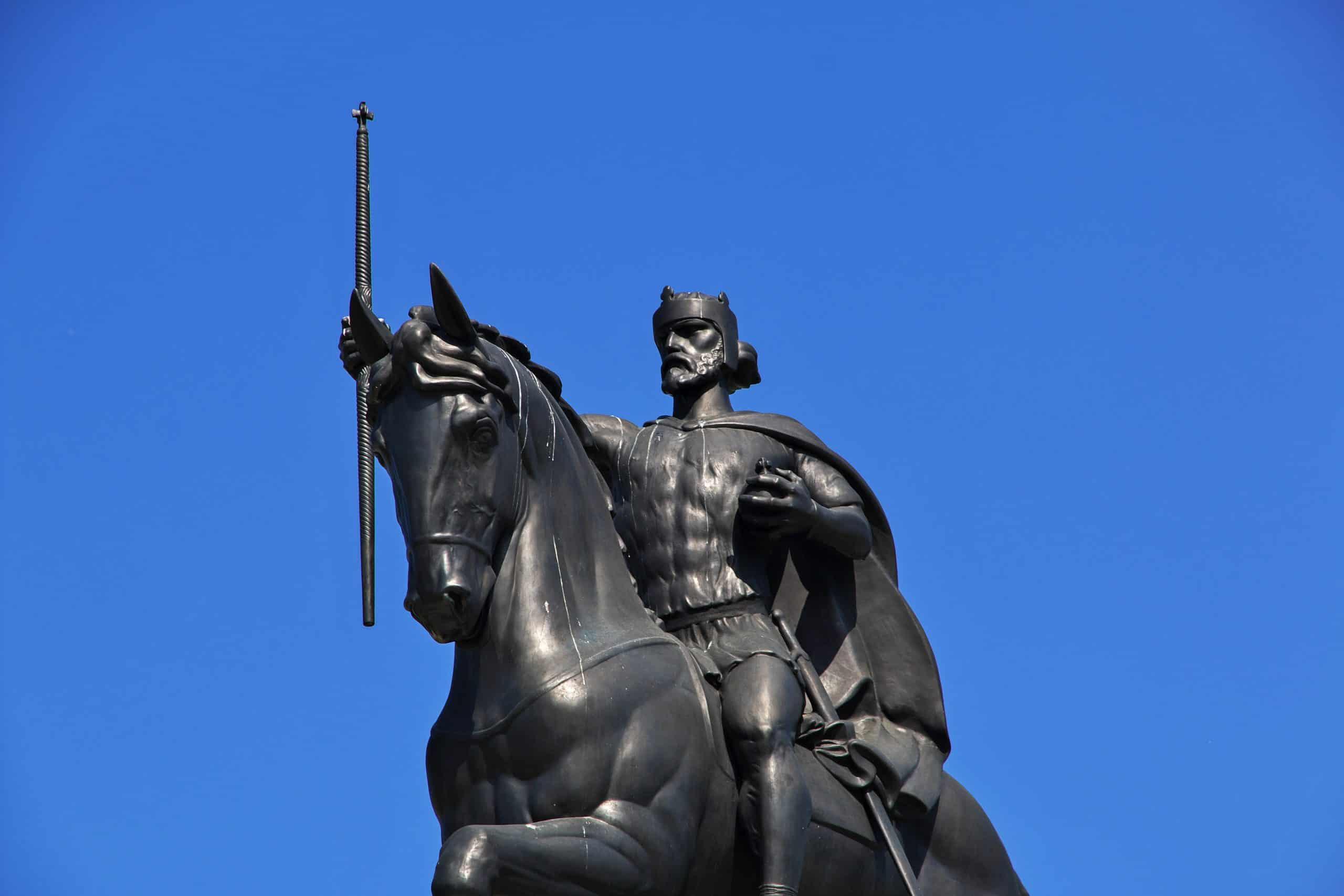 Prvi hrvatski kralj