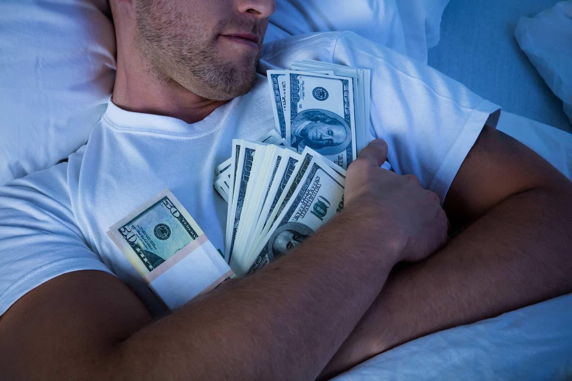 Sanjarica novac