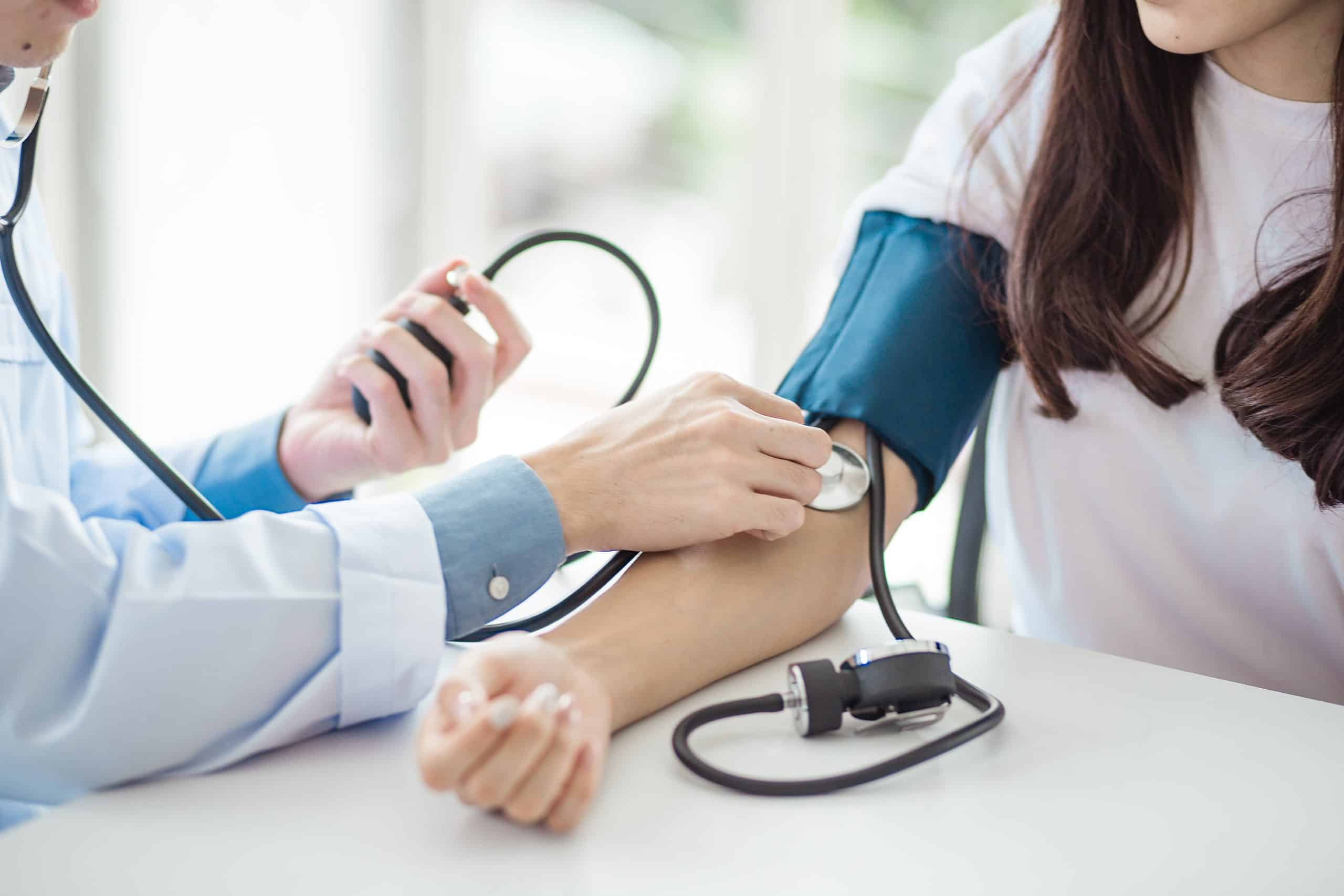 Simptomi visokog tlaka